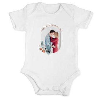 First Mother's Day Bodysuit