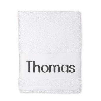 Vyšívaný uterák