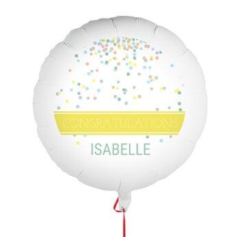 Ballong - Grattis