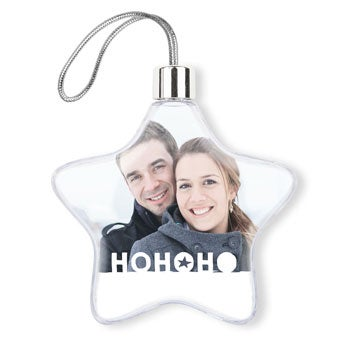 Karácsonyi díszek - Csillag