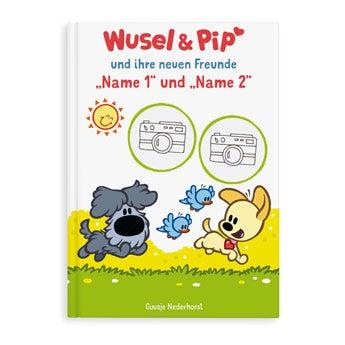 Wusel & Pip - Geschwister/Zwillinge
