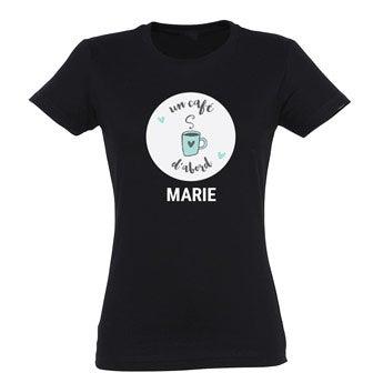 T-shirt - Femme - Noir