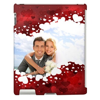 iPad case with photo