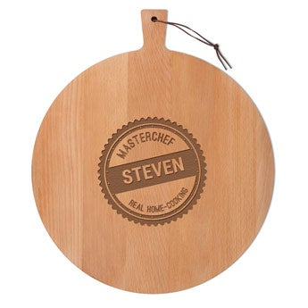 Wooden cheese board - Beech