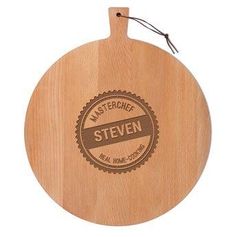 Wooden cheese board - Beech