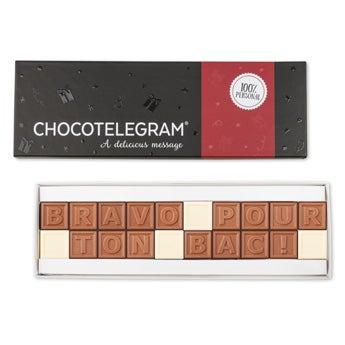 Chocotelegram - 3 x 12