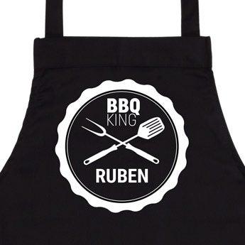 BBQ schort
