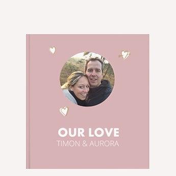 Kuvakirja - Our love
