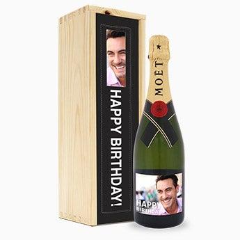 Lyxiga Champagnepaket