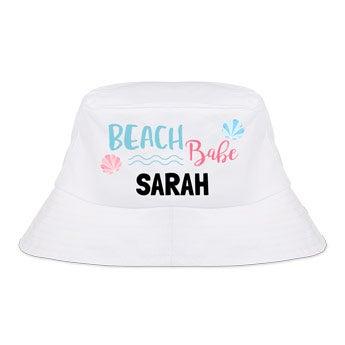 slnečný klobúk