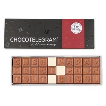 Chocotelegram - 2 x 7