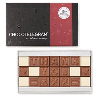 Čokoládový telegram