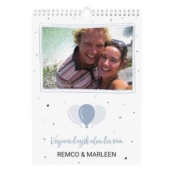 Calendario di Compleanno