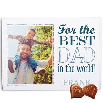 Choco giftbox - Deň Otca