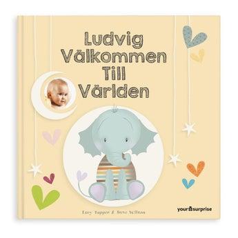 Babybok - Välkommen till världen