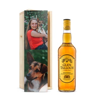 Glen Talloch - In personalised wooden case
