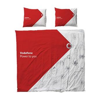 Parure de lit personnalisée