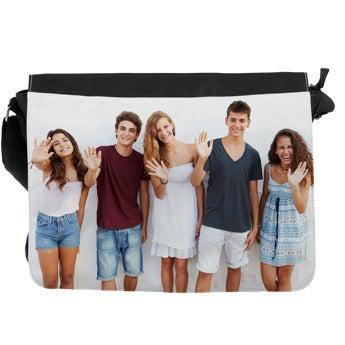 Ylimääräinen koululaukun suojus - keskikokoinen