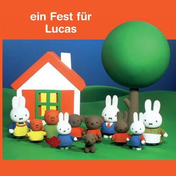 Miffy - Fest - Softcover