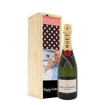 Champagne personnalisé