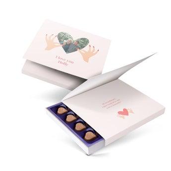Choco giftbox - Aniversário