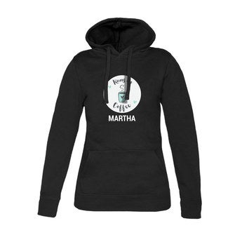 Women's hoodies - Black