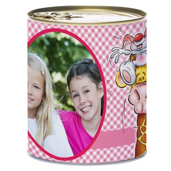 Doodles - lata de doces