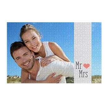 Puzzle com foto
