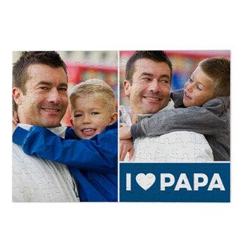 Puzzle - Día del Padre