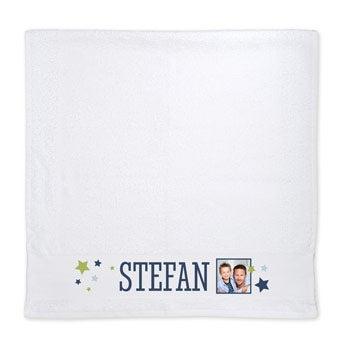 Handdoek met foto