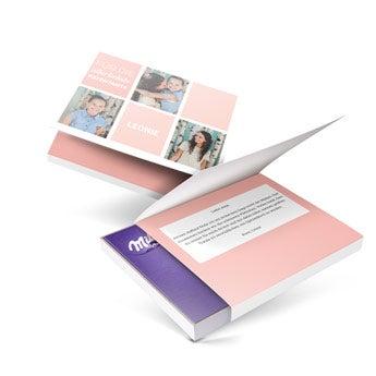 Milka personalisieren - Patentante