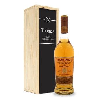 Coffret Whisky personnalisé - Glenmorangie