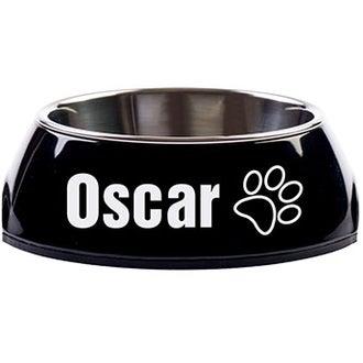 Dog feeding bowl