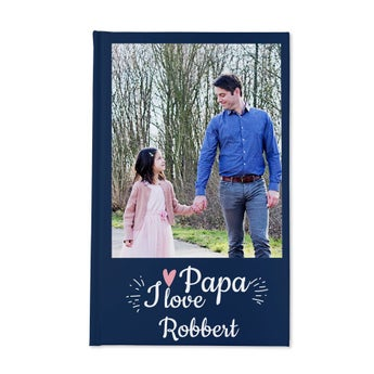 Personalised notebook - Softcover