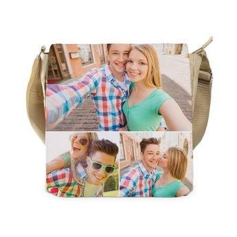 Bolso bandolera con foto