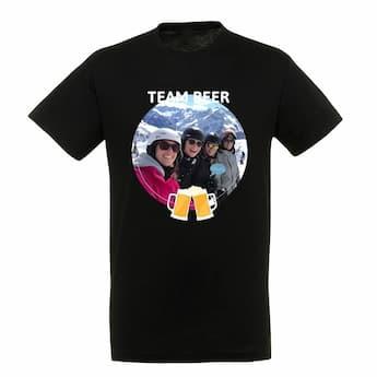 Miesten T-paita - musta