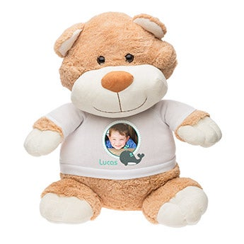 Peluches personalizados