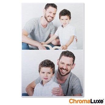 Chromaluxe Fototafel - Gebürtstet