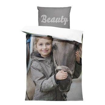Personalizovaná posteľná súprava 140 x 200