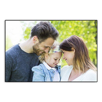 Pannello foto Chromaluxe - Legno