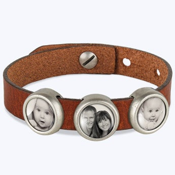 Schiebeperlen + Armband