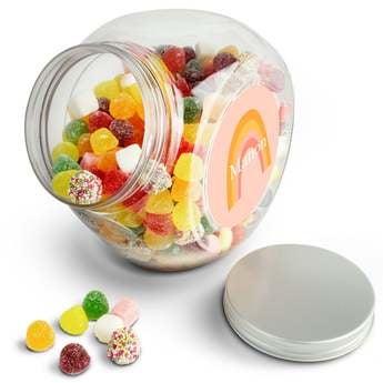 Boîte à bonbons personnalisée