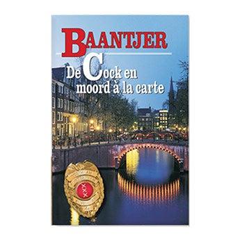 Baantjer - moord à la carte