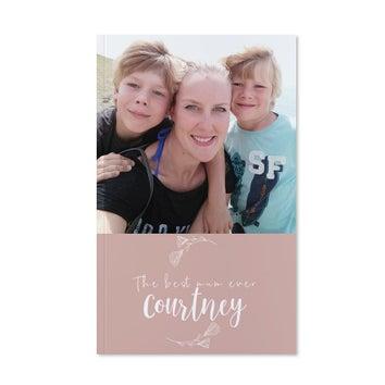 Äitienpäivä muistikirja - painettu