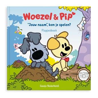 Woezel & Pip - Vriendje - XL boek
