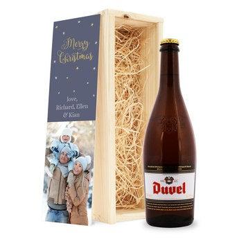 Øl gave sæt - Duvel Moortgat