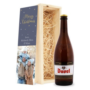 Pivní dárková sada - Duvel Moortgat