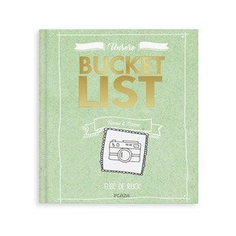 Das Bucket List Buch für Paare