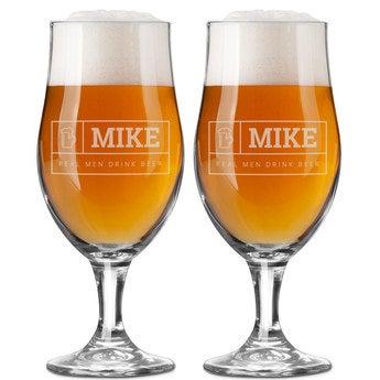 Szklanka na piwo