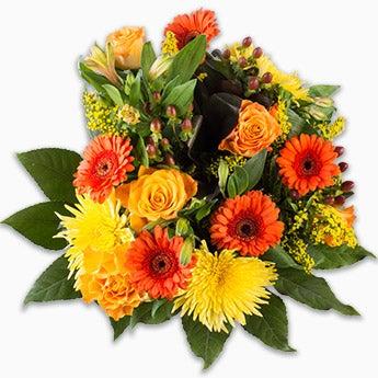 Blumen verschicken